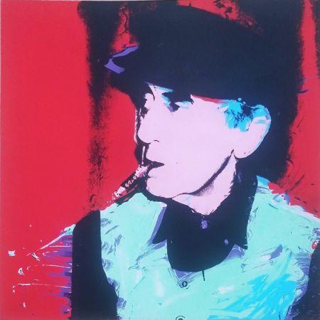 Screenprint Warhol - MAN RAY FS II.148