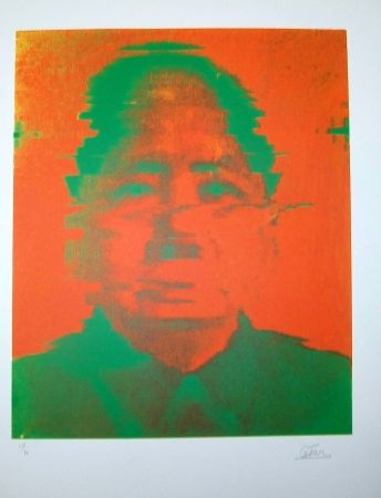 Screenprint Cesar - Mao