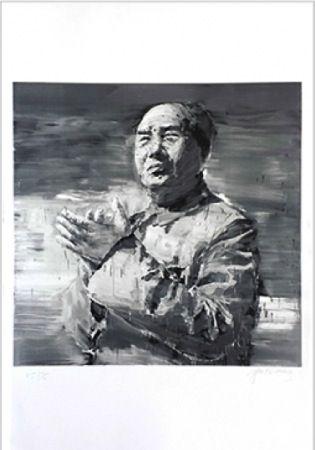 Lithograph Pei-Ming - MAO