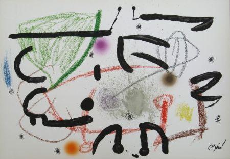 Lithograph Miró - Maravillas Con Variaciones Acrósticas En El Jardín De Miró n11
