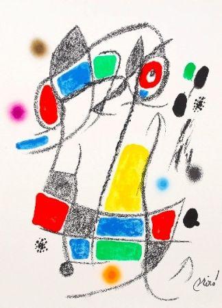 Lithograph Miró - Maravillas con variaciones acrosticas 1