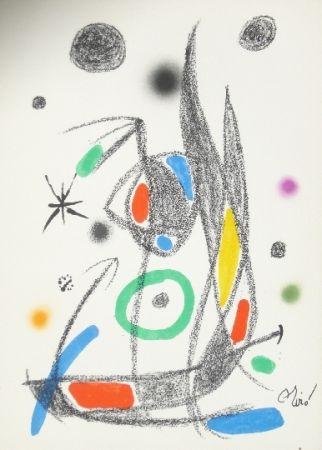 Lithograph Miró - Maravillas con variaciones acrosticas 14