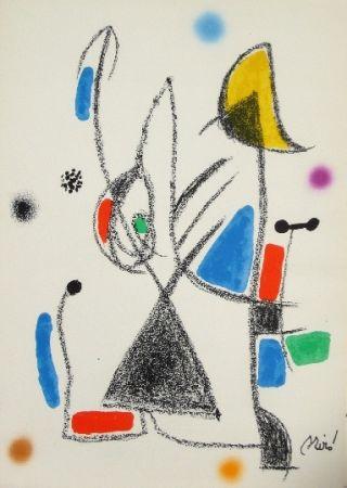Lithograph Miró - Maravillas con variaciones acrosticas 16