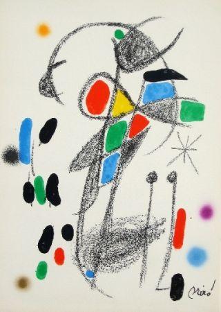 Lithograph Miró - Maravillas con variaciones acrosticas 18
