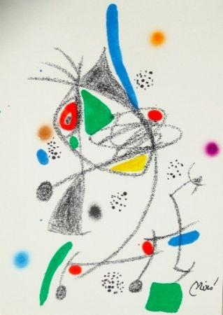 Lithograph Miró - Maravillas con variaciones acrosticas 4