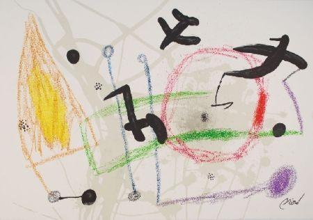 Lithograph Miró - Maravillas con variaciones acrosticas 5