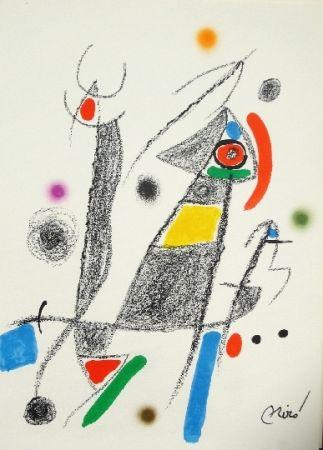 Lithograph Miró - Maravillas con variaciones acrosticas 6