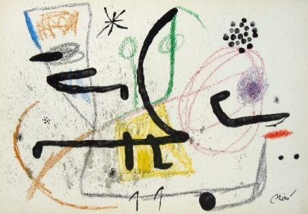 Lithograph Miró - Maravillas con variaciones acrosticas 9
