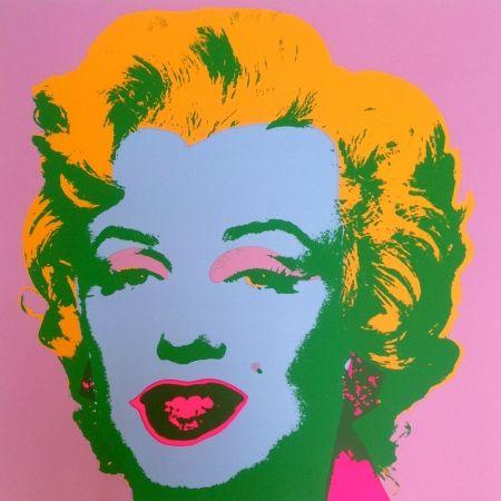 Screenprint Warhol (After) - Marilyn