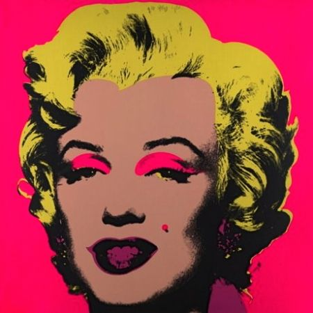 Screenprint Warhol (After) - Marilyn