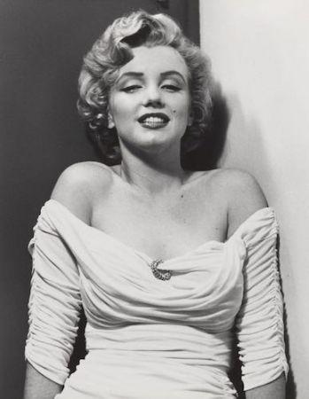 No Technical Halsman - Marilyn