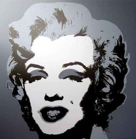 Screenprint Warhol (After) - Marilyn 11.24