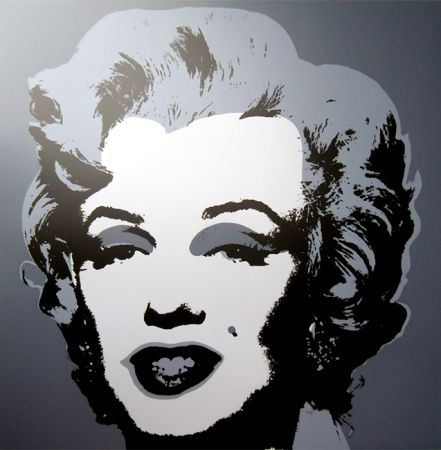Screenprint Warhol (After) - Marilyn 11.24
