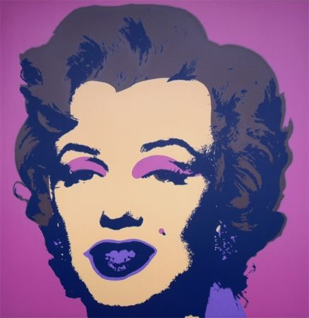 Screenprint Warhol (After) - Marilyn 11.27