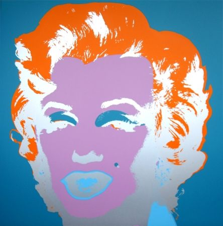 Screenprint Warhol (After) - Marilyn 11.29