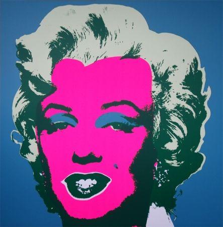 Screenprint Warhol (After) - Marilyn 11.30