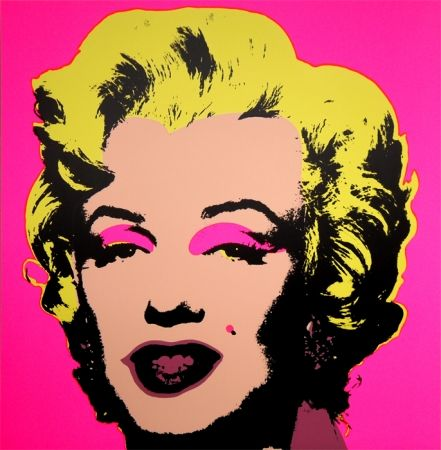 Screenprint Warhol (After) - Marilyn 11.31