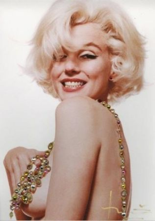 Photography Stern - Marilyn Boob Smile (1962)