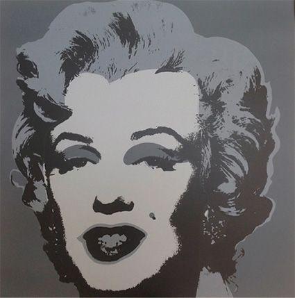 Screenprint Warhol (After) - Marilyn (by Sunday B. Morning)