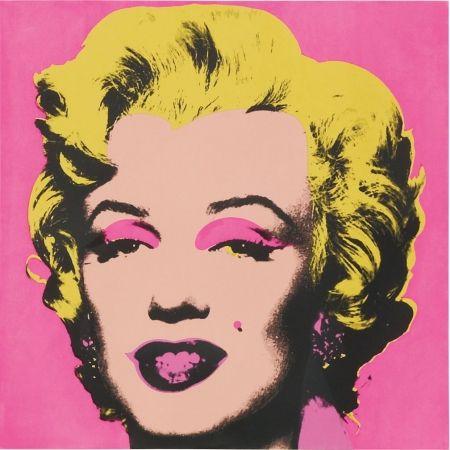 Screenprint Warhol - Marilyn FS.II.31