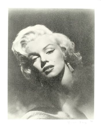 Screenprint Young - Marilyn Glamour