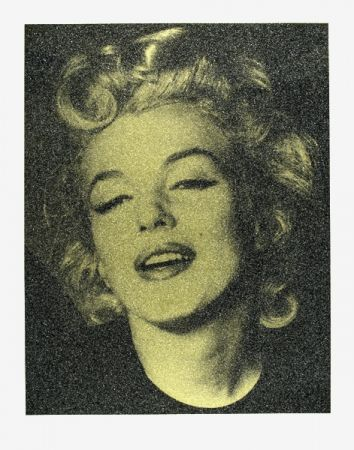 Screenprint Young - Marilyn Hope