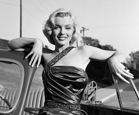 Photography Worth - Marilyn in 'how to marry a millionaire