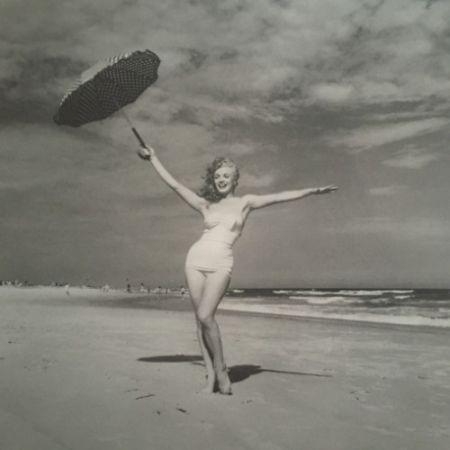 Photography De Dienes  - Marilyn Monroe