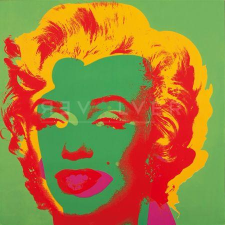 Screenprint Warhol - Marilyn Monroe (Fs Ii.25)