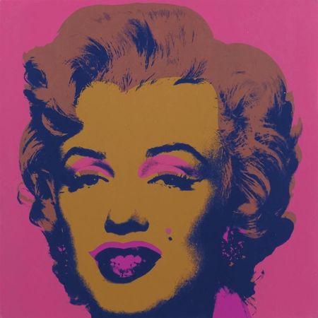 Screenprint Warhol - Marilyn Monroe (FS II.27)