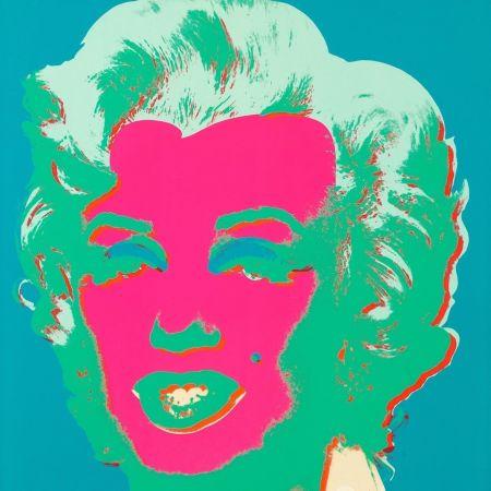 Screenprint Warhol - Marilyn Monroe (FS II.30)