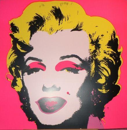 Screenprint Warhol - Marilyn Monroe  II.31