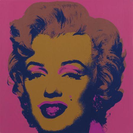 Screenprint Warhol - Marilyn Monroe (Marilyn) (FS II.27)