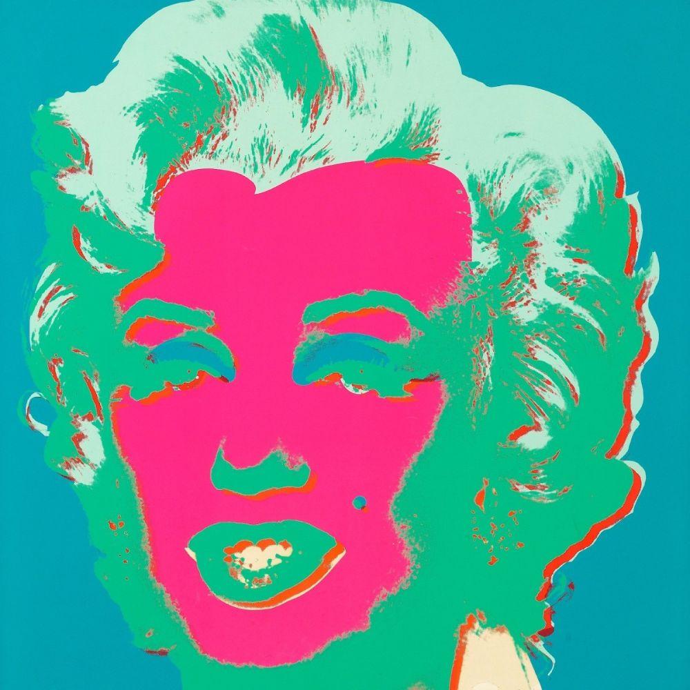 Screenprint Warhol - Marilyn Monroe (Marilyn) (FS II.30)
