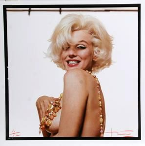 Photography Stern - Marilyn Monroe, The Last Sitting 6