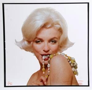 Photography Stern - Marilyn Monroe, The Last Sitting 7