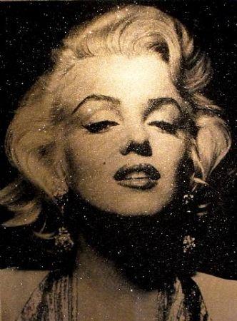 Screenprint Young - Marilyn portrait
