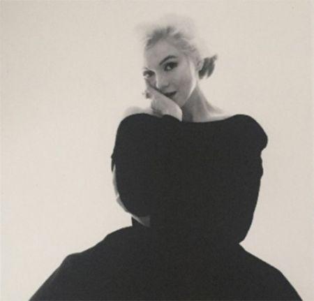 Photography Stern - Marilyn Rare Black Dress Large