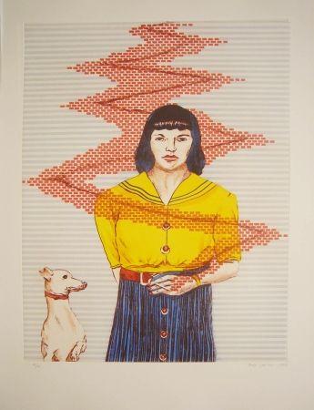 Etching And Aquatint Smith - Marina Svetsaeva