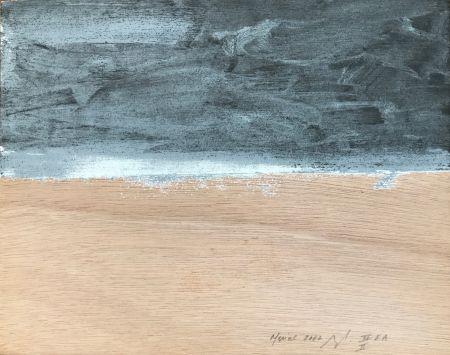 Screenprint Buraglio - Marine n°1