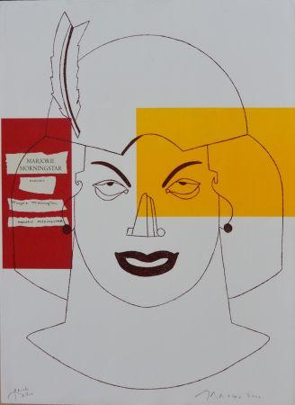 Engraving Arroyo - Marjorie Morningstar