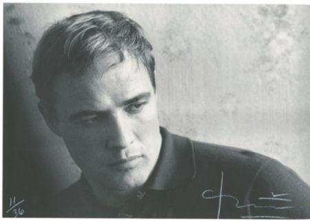 Photography Stern - Marlon Brando Life Magazine
