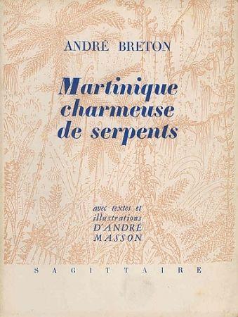 Illustrated Book Masson - Martinique charmeuse de serpents