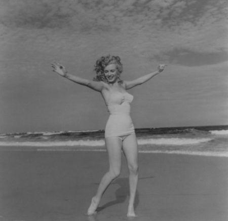 Photography De Dienes  - Marylin Monroe (1949)