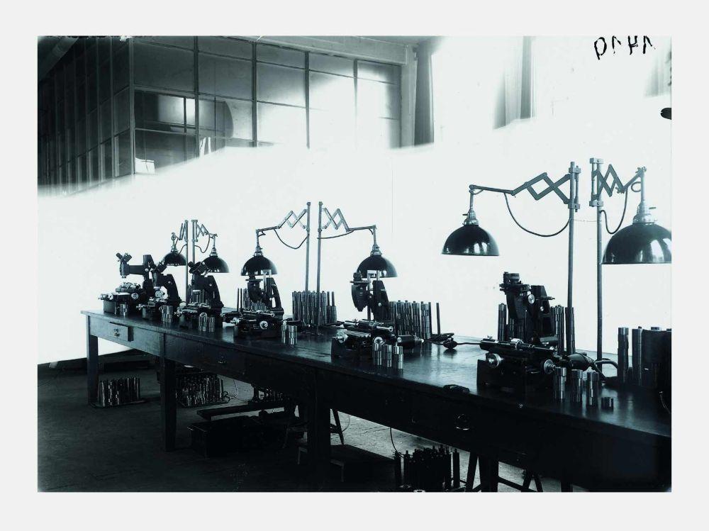 Photography Ruff - Maschinen 1410