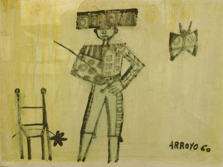 Lithograph Arroyo - MATADOR