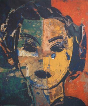 Screenprint Valdés - Matisse como pretexto
