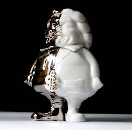 Multiple English - Mc Supersize Platinum Porcelain