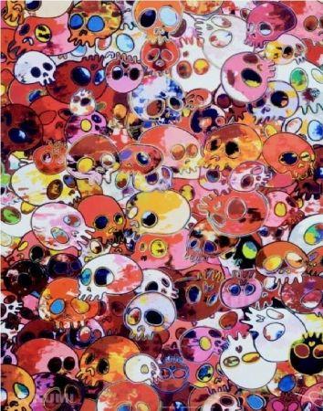 Lithograph Murakami - MCRST,1962-2011