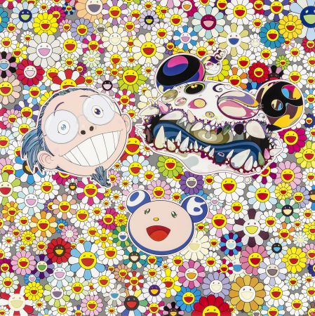 Offset Murakami - Me and Double-DOB